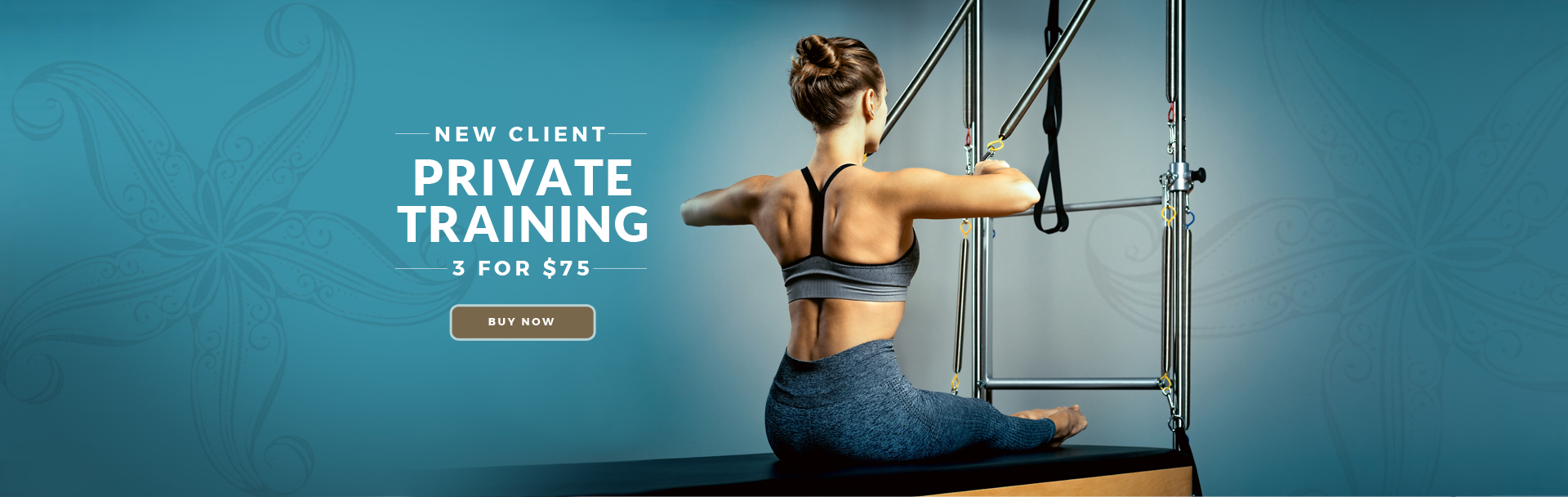 Private Pilates Sessions Long Beach