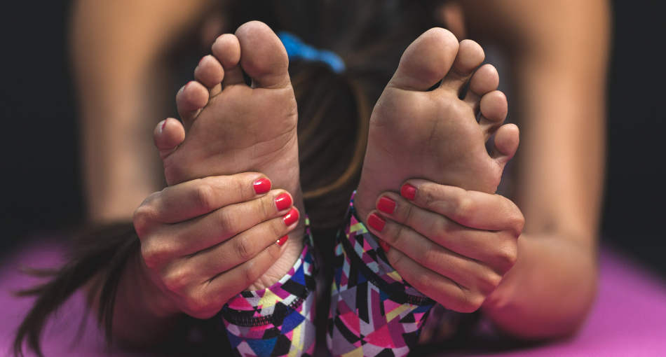 foot fitness tips