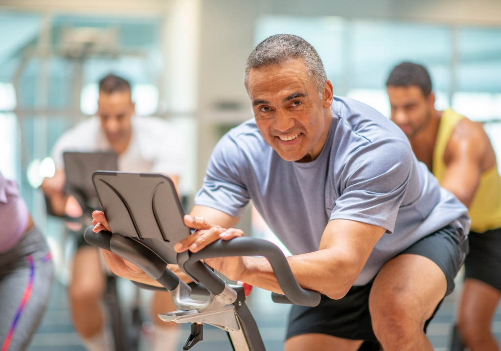 indoor cycling classes Long Beach